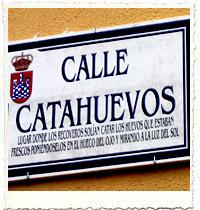calle catahuevos