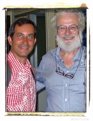 Francesco Tonucci & Dicky del Hoyo
