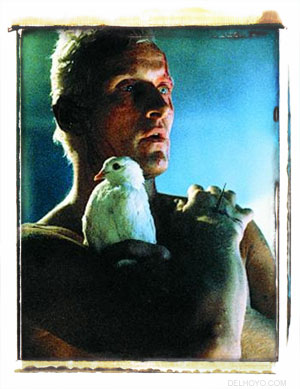 Roy Batty, Blade Runner, famous last words