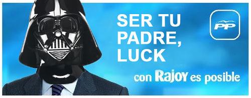 Luck yo soy tu padre