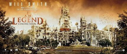 Soy Leyenda - Madrid