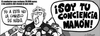 Tomas Delagado, el conductor de Caso Enaitz by Davila