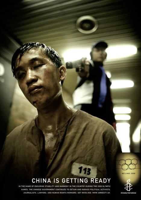 Beijing 2008 - Tiro Olimpico. China record del Mundo en ejecuciones.