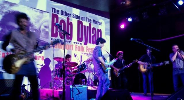 Bob Dylan, cumpleaños feliz