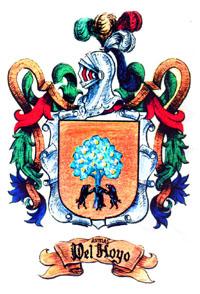 Genealogía de el apellido Del Hoyo